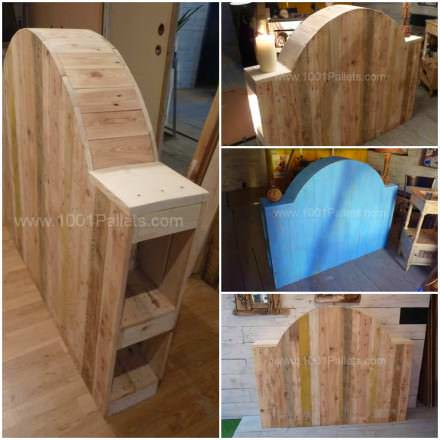 Posts found with bedroom page 12 of 19 1001 pallets - Tete de lit bois palette ...