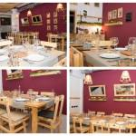 Restaurant Made From Pallets and Other Reclaimed Wood – Design by Pana