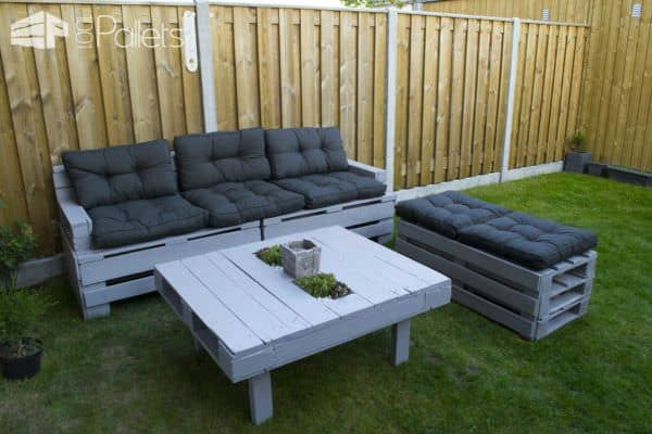 Garden Couch & Closet Lounges & Garden Sets