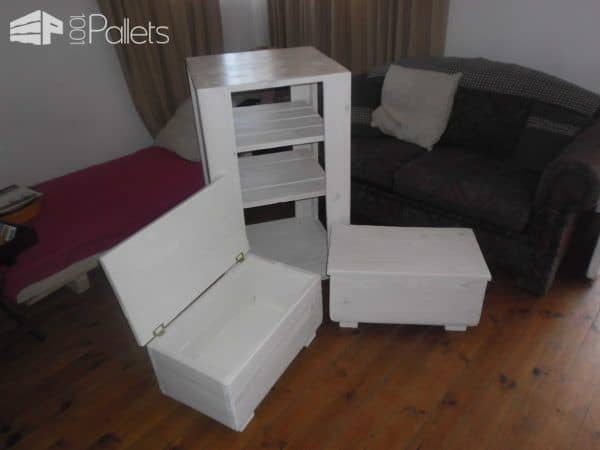 General Household Furniture's Pallet Cabinets & Wardrobes