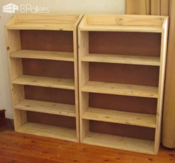 General Household Furniture's Pallet Cabinets & Pallet Wardrobes