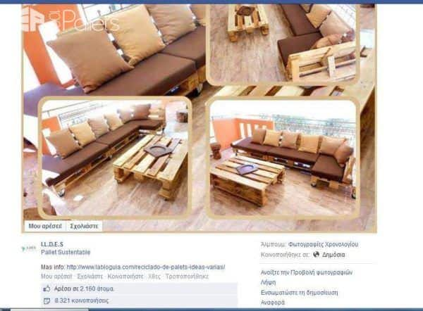 Jesus Art Best Of! Lounges & Garden Sets Pallet Benches, Pallet Chairs & Pallet Stools