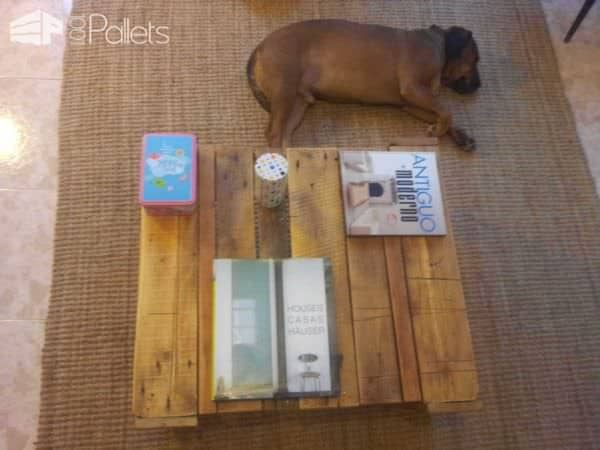 Pallet Living Room Furniture Pallet Coffee Tables