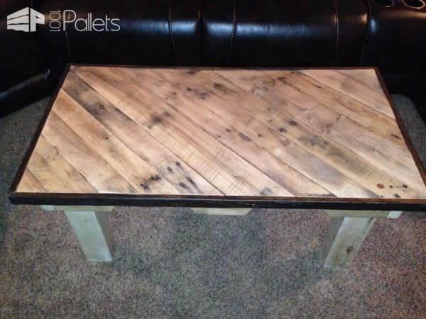Worth Every Penny, Reclaimed Pallet Furniture Pallet Desks & Pallet Tables