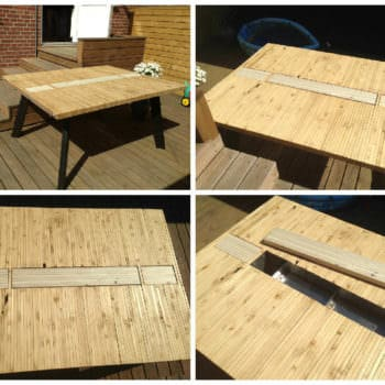 Design Pallet Table