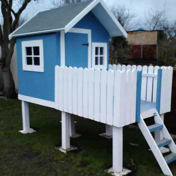 Diy Video: Child's Wendy Playhouse