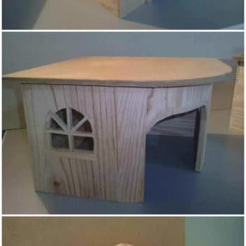 Dog Houses With Recycled Pallets