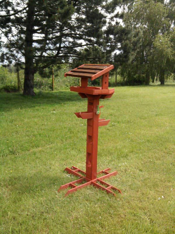 Pallet Bird Feeder Animal Pallet Houses & Pallet Supplies