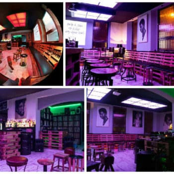 Pallet Club/Bar in Bamberg Created By Manuel Dietsch