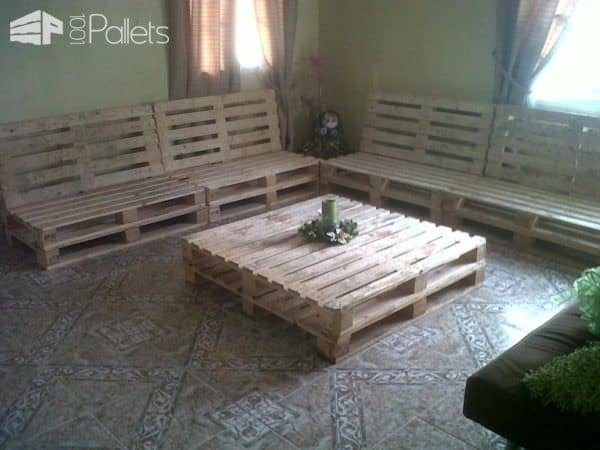 My First Pallet Projects Pallet Coffee Tables Pallet Sofas