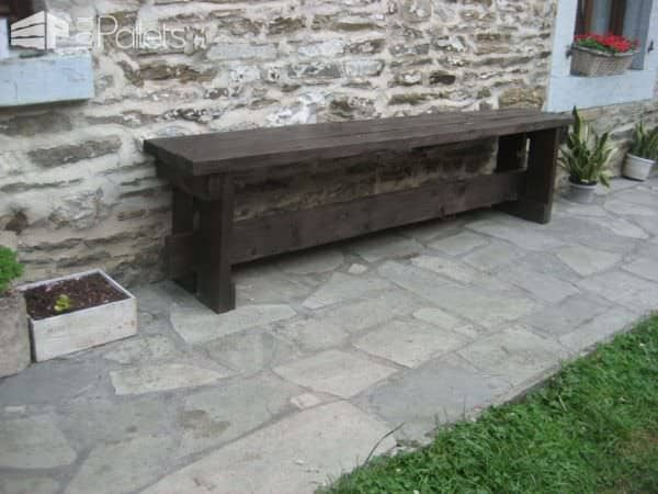 Recyclage De Palettes / Recycled Pallet Projects Pallets in the Garden