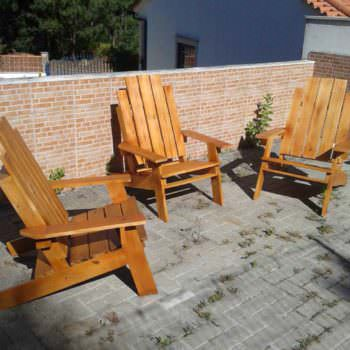 Relax Pallet Chairs