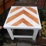 Conservetry / side pallet table