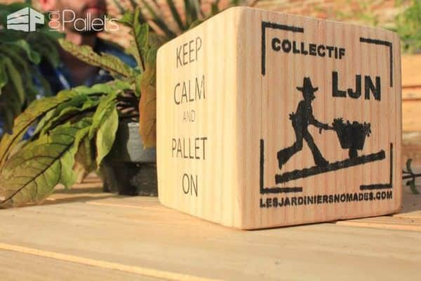 Keep Calm & Pallet On Lounges & Garden Sets Pallet Terraces & Pallet Patios