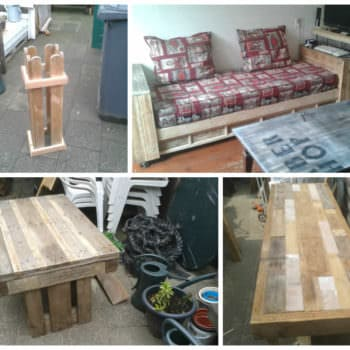Pallet Various Furniture