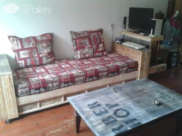 Pallet Various Furniture Pallet Desks & Pallet Tables Pallet Sofas
