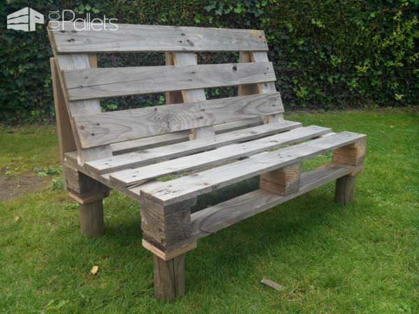 Small Pallet Sofa for Kids Pallet Sofas & Couches