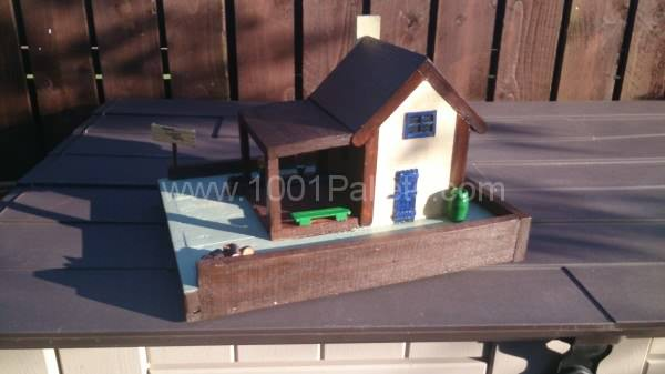 Pallet Birdhouse Animal Pallet Houses & Pallet Supplies