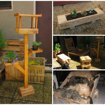 Pallets Stuff For Your Garden
