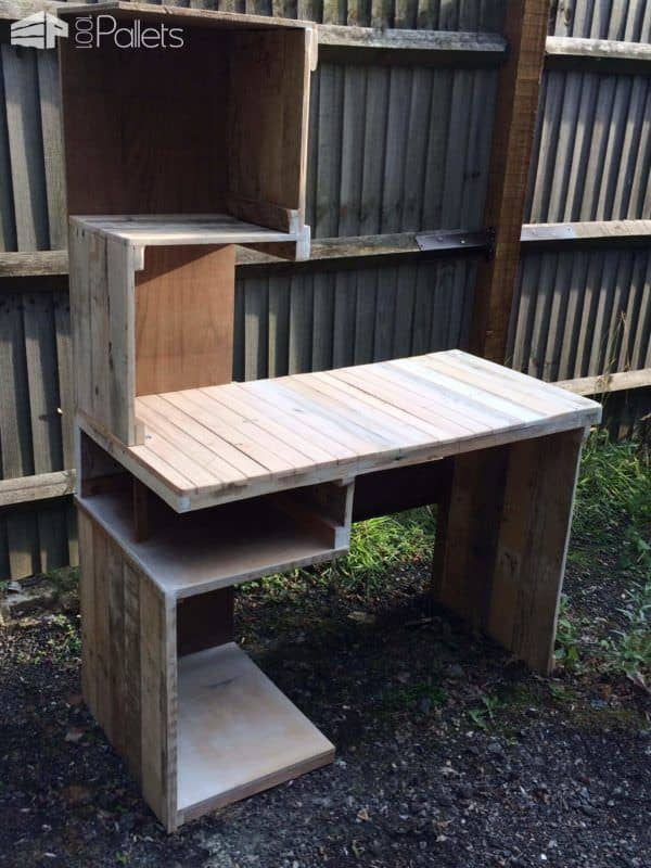 Pallet Desk Pallet Desks & Pallet Tables