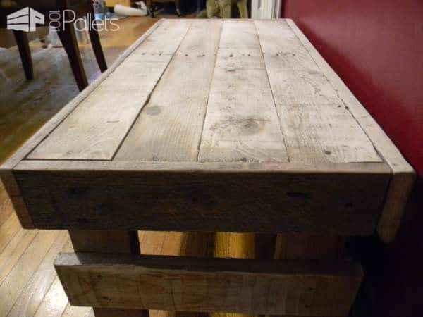 Decorative Indoor Pallet Bench Pallet Benches, Pallet Chairs & Stools