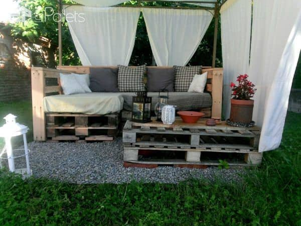 Garden Couch & Happy Hour Table Lounges & Garden Sets