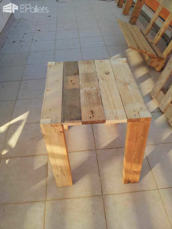 Pallet Garden Coffee Table Lounges & Garden Sets Pallet Coffee Tables