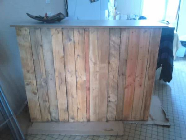 Pallet Bar DIY Pallet Bars