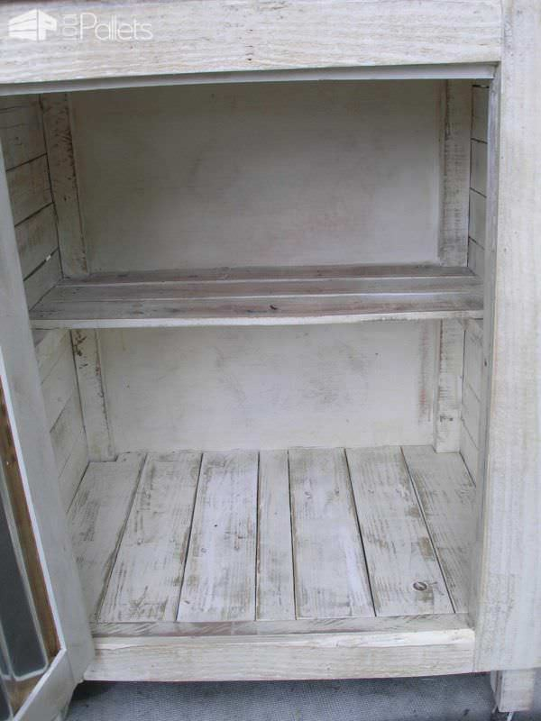 Pallet Coffee Station Pallet Cabinets & Wardrobes