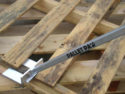 Pallet Paw: Pallet Disassembly Tool
