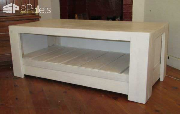 Plasma Units / Pallets TV Stands Pallet TV Stand & Rack