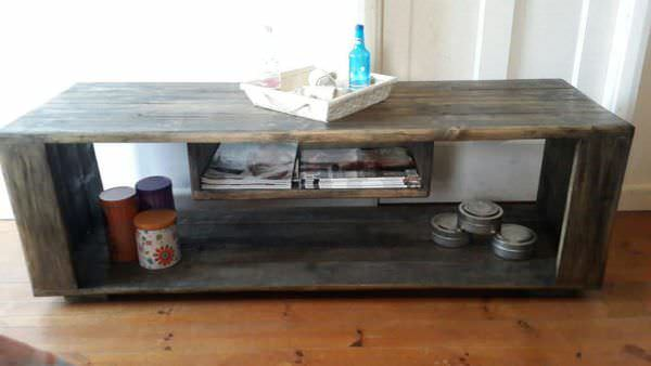 Plasma Units Pallets TV Stands O Pallet Ideas O 1001 Pallets