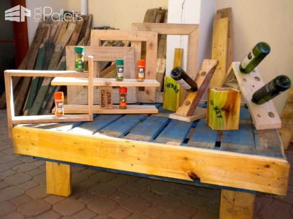 Pallet Objects Pallet Home Accessories