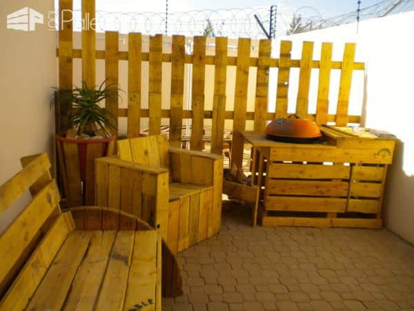 Bbq Area At My House Lounges & Garden Sets