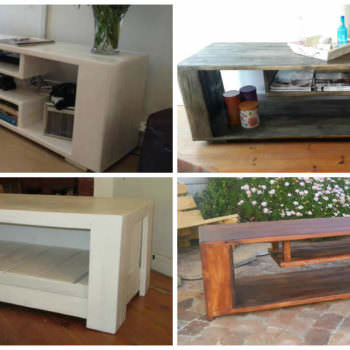 Plasma Units / Pallets TV Stands