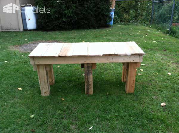 Yard Love Seat Lounges & Garden Sets Pallet Benches, Pallet Chairs & Stools
