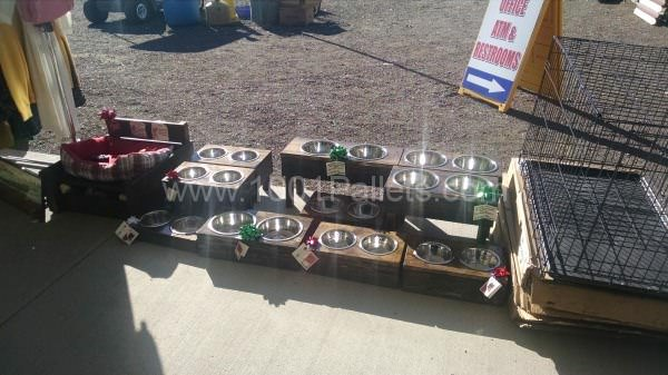 Pet Beds & Feeders Animal Pallet Houses & Pallet Supplies