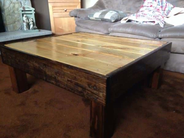 Another Pallet Coffee Table Pallet Coffee Tables