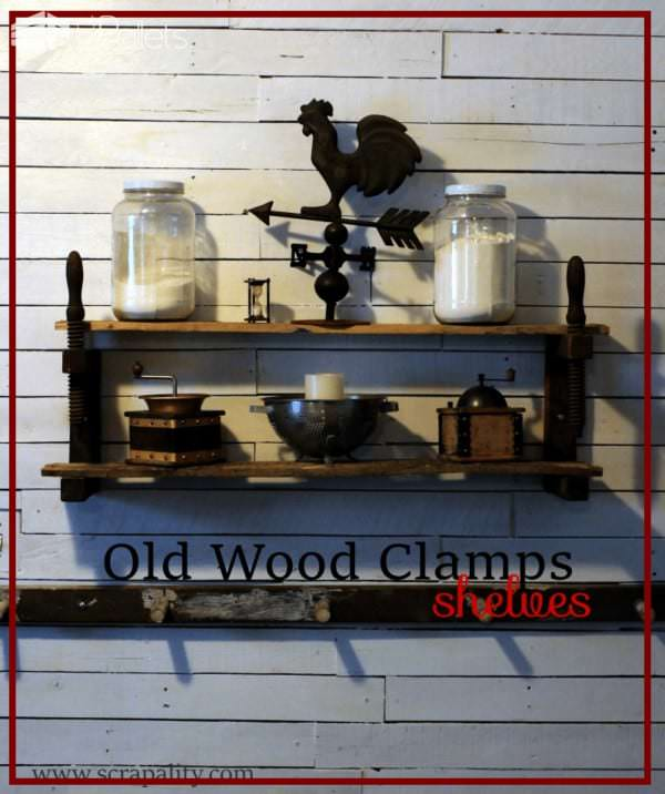Old-Wood-Clamp-Shelves