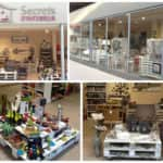 Pallets As Store Decoration & Furniture