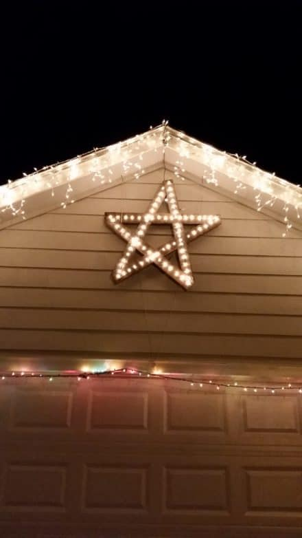 Starlight Star Bright First Pallet Star I See Tonight!