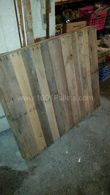 Reclaimed Pallet Coffee Table Pallet Coffee Tables