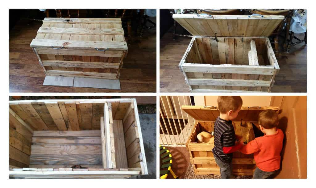 My Kid S Pallet Toys Box 1001 Pallets