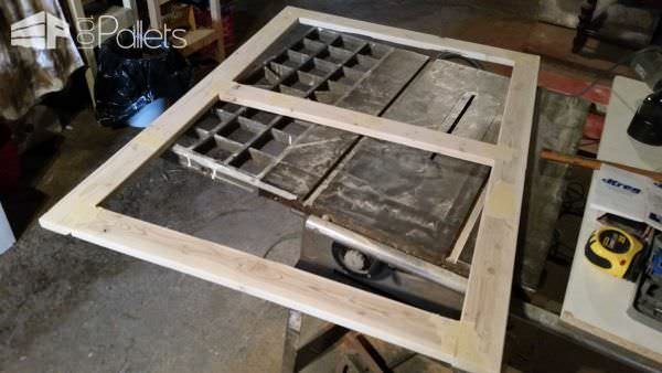 Reclaimed Wood & Pallet Wood Coffee Table Pallet Coffee Tables