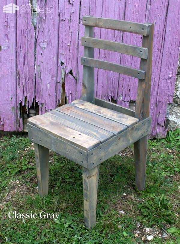 pallet-chair-2 & Rustic Wooden Pallet Chairs u2022 1001 Pallets