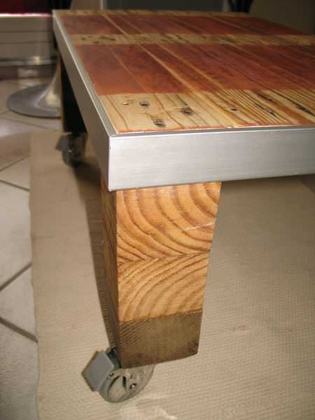 Table Basse Style Industriel / Industrial Style Coffee Table Pallet Coffee  Tables Part 81