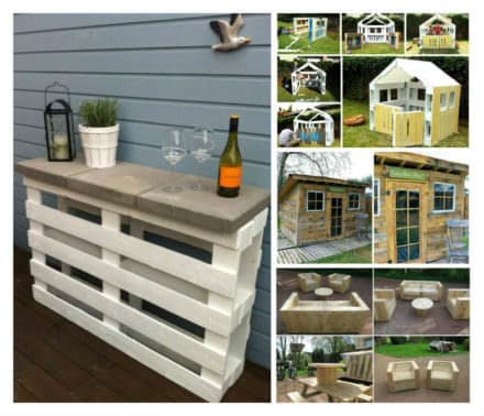 Best Of: 5 of Our Most Popular Pallet Projects