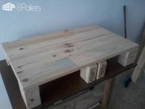 Another Pallet Coffee Table :) Pallet Coffee Tables