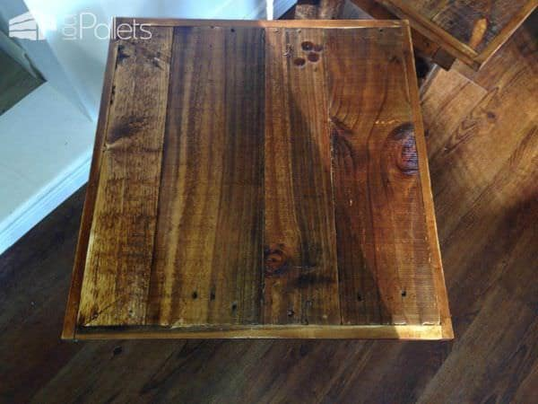 Coffee Table & End Tables Pallet Coffee Tables