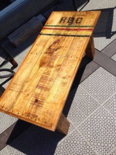 Hudson Bay Coffee Table 1001 Pallets